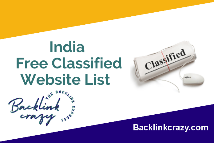 India classified site list